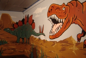 Mural Close Up by gsilverfish