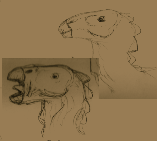 Iguanodons by gsilverfish