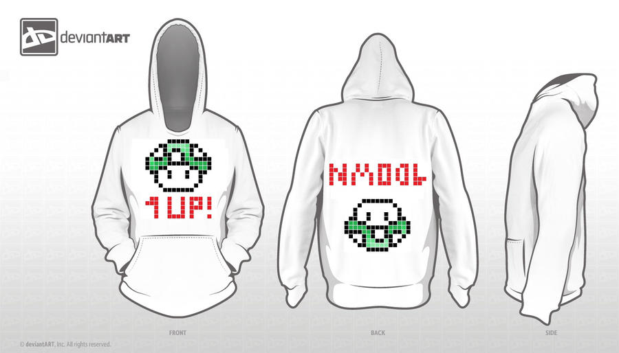 1 up! by spetter