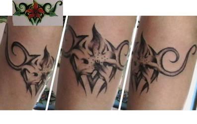tattoo based on a flash