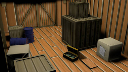 Hire for Hire - Storehouse Textured by Mysterio2013