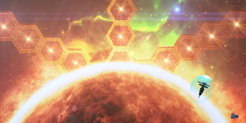 Building the Dyson Sphere by Mysterio2013