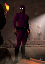 The Phantom by Mysterio2013