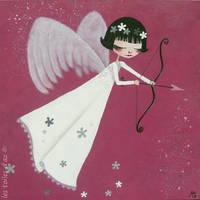La fleche de Cupidon by lestoilesdaz