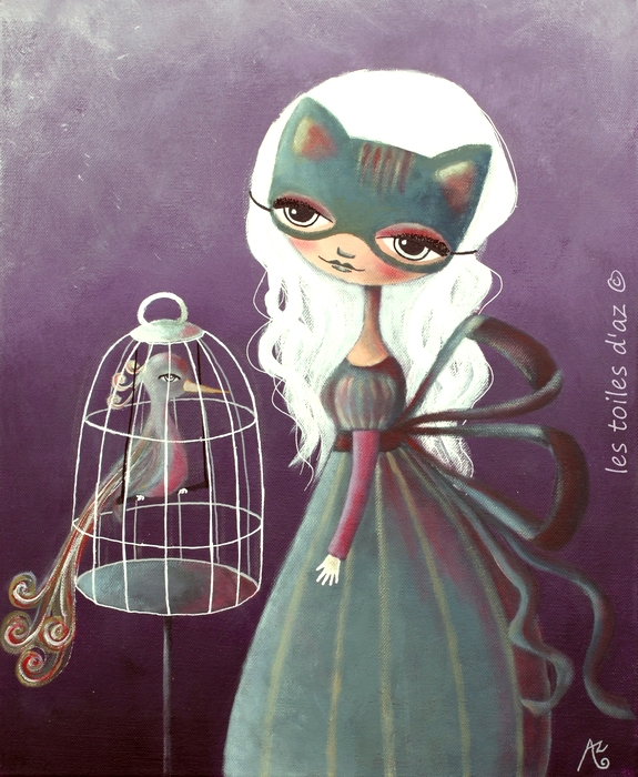 Birdie by lestoilesdaz