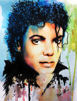 Michael Jackson by raulrk