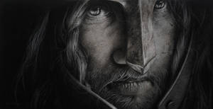 Warrior by raulrk