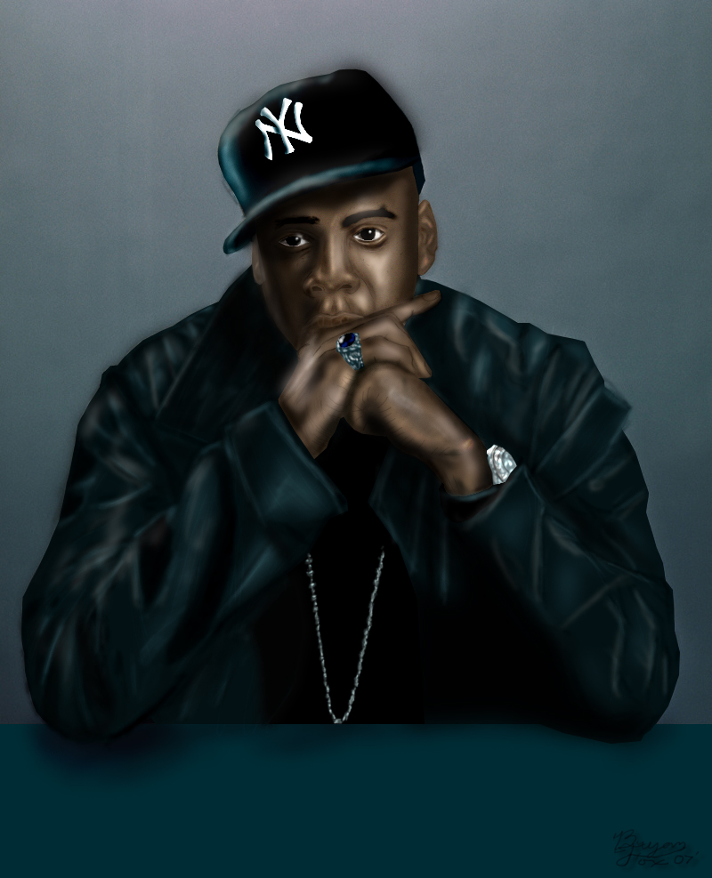 Jay - Z by FrZnChAoS