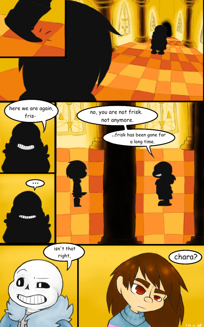 Remembrance Page 1 Again By MightyStarfruit On DeviantArt