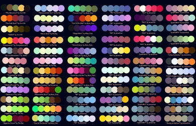 Colour Palettes no.2