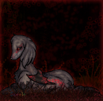 I Am Alone -Tags by Striped-Tie