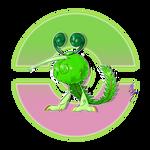 [COMMISSION] Wehikoru, the Fern Fakemon