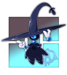 #051 Sombrilegio, the Trickster Fakemon