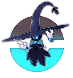 #051 Sombrilegio, the Trickster Fakemon by Aalacer