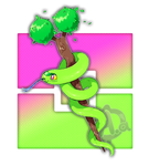 #052 Gronsnake, the Medicine Fakemon