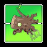 #057 Malstump, the Tree Bark Fakemon