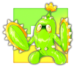 #065 Hackancac, the Mincer Fakemon