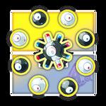 Alt Evolution: Polariton, the Magnet Pole Fakemon