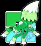 #093 Tarantreela, the Everwinter Fakemon