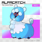 Alpacatch, the Cover Fakemon