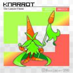 Knarrot, the Lancer Fakemon