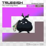 Regional variant: Trubbish, the Trash Bag Pokemon