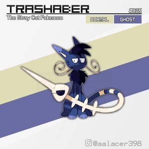 #025 Trashaber