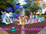 Happy 2nd Anniversary! by OJhat