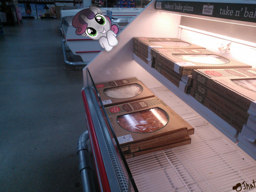 Can you buy some pizza pweeeease?? by OJhat