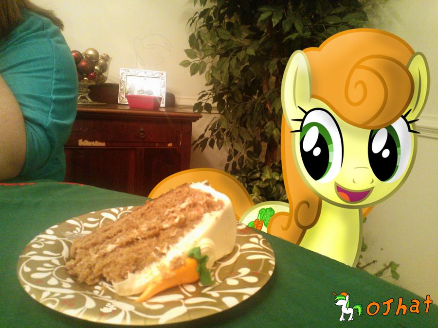 Carrot Cake! by OJhat