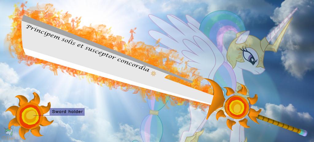 Celestia Blade - Solaris by OJhat