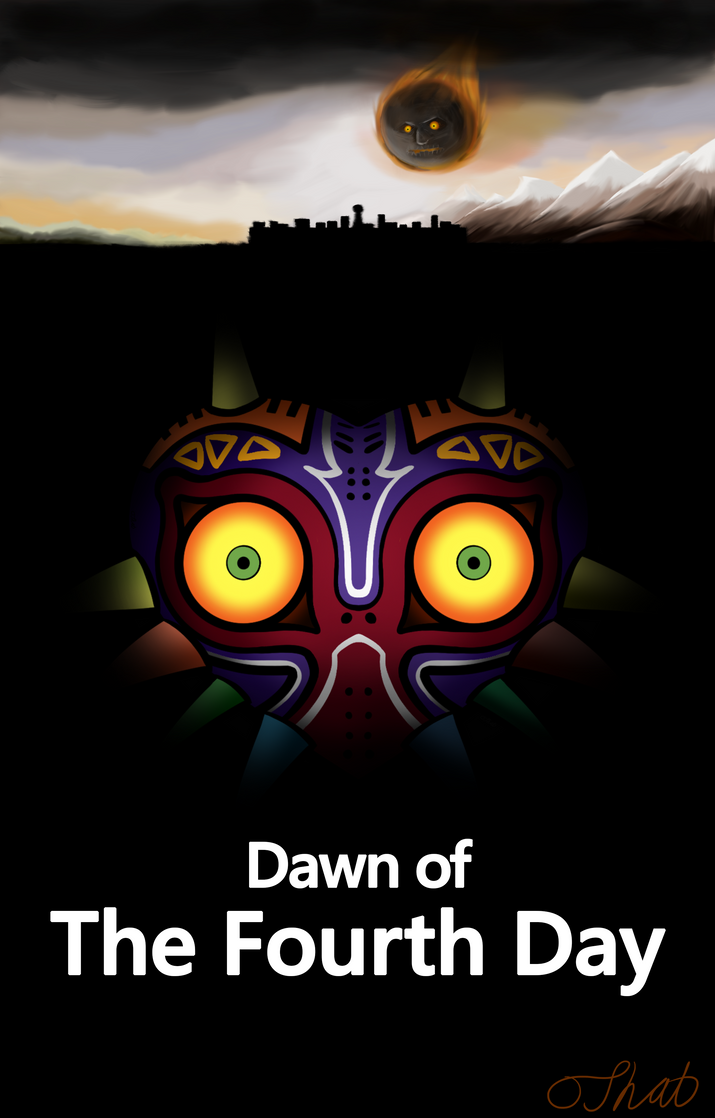 There is No Hero Now - Majora's Mask Poster by OJhat