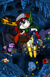 Cavern Complex - Cave Story by OJhat