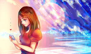 Just like Heaven by Izunichi