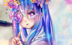 Girl of 1000 Dreams by Izunichi