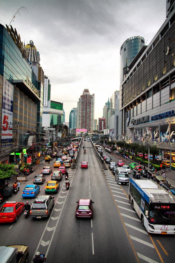 Bangkok II by seyahatname