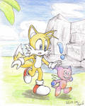 Tails in chaogarden