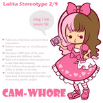 Lolita Stereotype 2 of 9