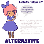 Lolita Stereotype 8 of 9