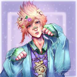 Fairy Kei! Prompto by UltySo