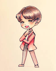 Jungkook by UltySo