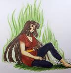 FemHashirama - Nature Training