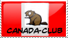 Canada-Club Stamp by bolsterstone