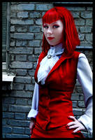 Madame Red 2 by tooniegirl