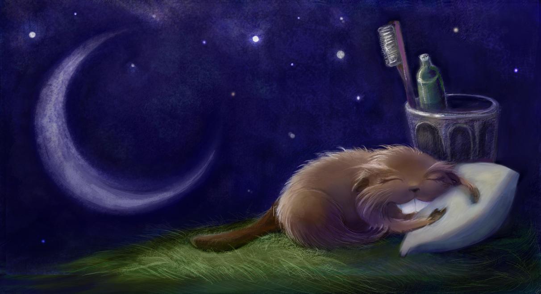 Smart beaver 2 by tooniegirl