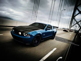 FORD Mustang 2011 by Qureshi-Designerz