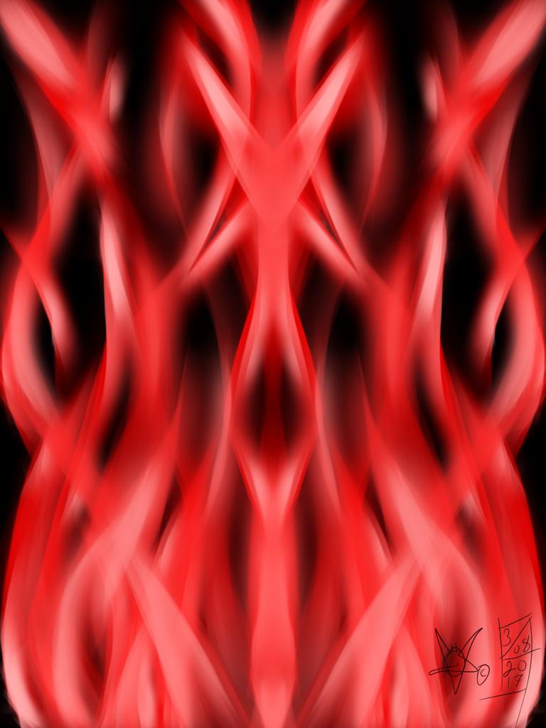 red dragon fire breath wallpaper by LostHawK81
