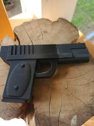 printed toy gun by LostHawK81