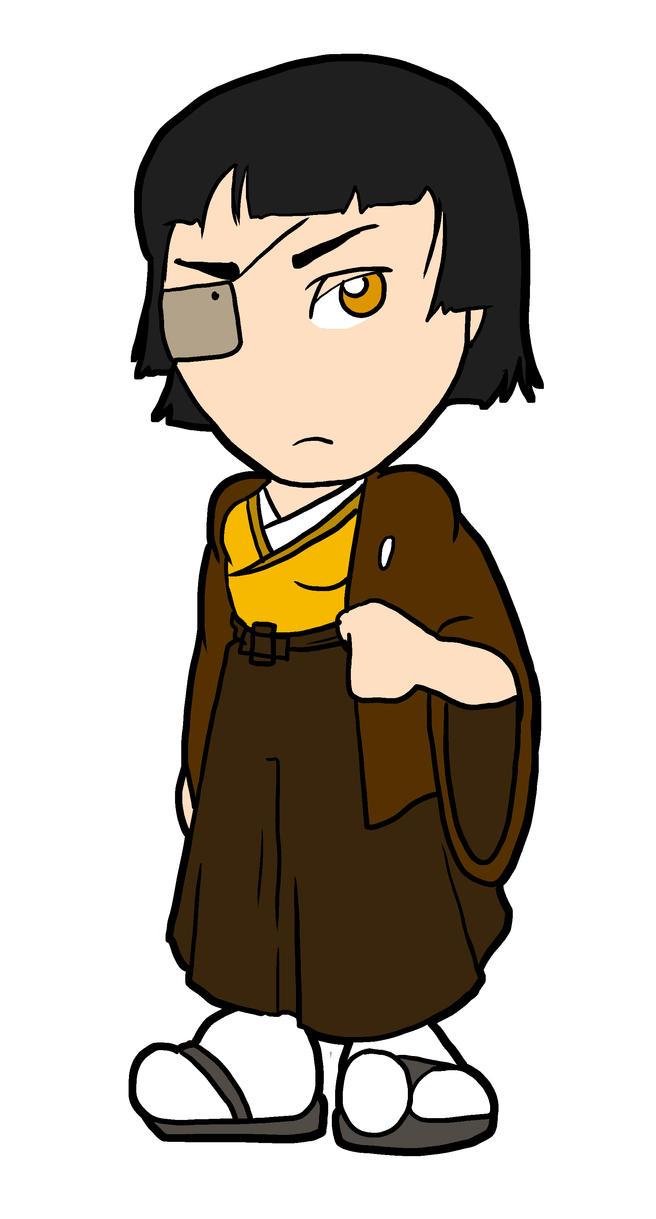 Kitsu Chikuma (no background) by GeneralTacticus