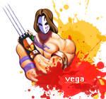 Street Fighter Vega-Balrog